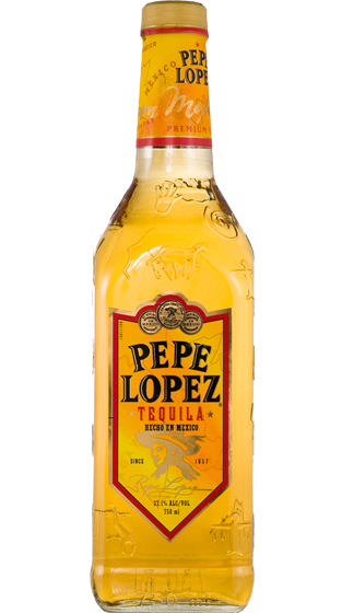 Pepe Lopez Gold Tequilla 700ml