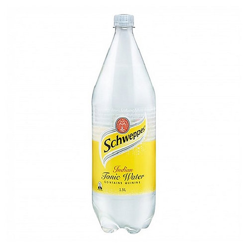Schweppes Tonic Water 1.5 Litre