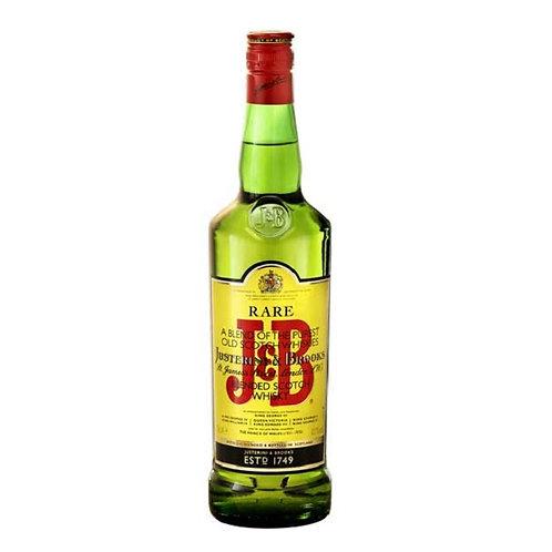J&B Scotch Whisky 1 Litre