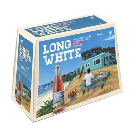 LONG WHITE RASBERRY 10PK BTLS