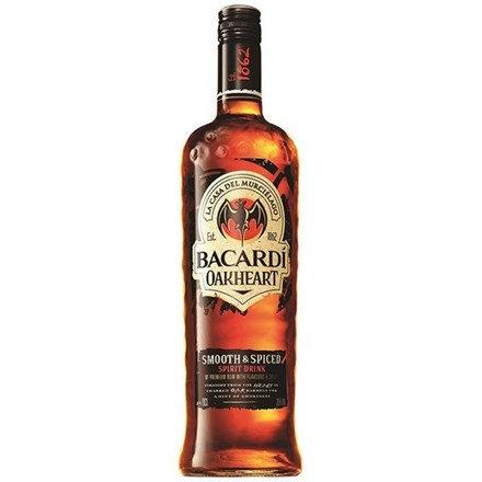 Bacardi Oakheart 1 Litre