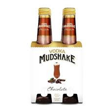 Mudshake Chocolate 4pk BTL