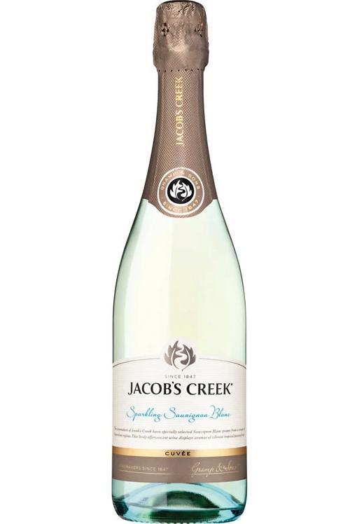 Jacobs Creek Spkling Sauv Blanc
