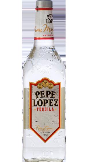 Pepe Lopez Silver Tequilla 700ml