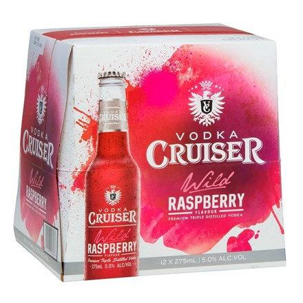CRUISER RASPBERRY - 12PK BTLS