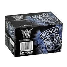 Smirnoff Double Black 12pk cans 7%