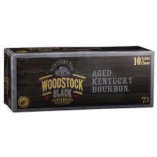 Woodstock Black 10pk 7% 330ml Cans