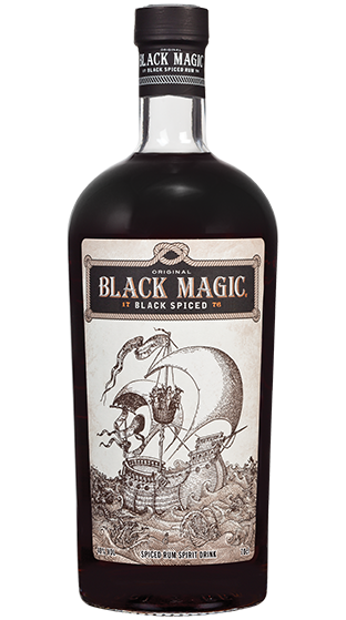 Black Magic Spiced Rum 700ml