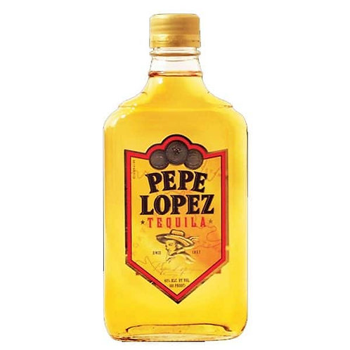 Pepe Lopez Gold Tequilla 350ml
