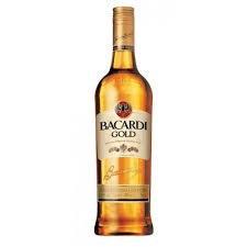 Bacardi Gold 1 Litre
