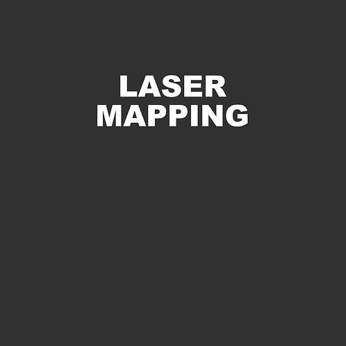 Laser Mapping - 40 Hours