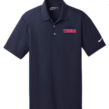 Navy Nike Polo Shirt