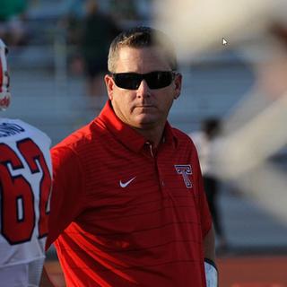 Head Coach Matt Poston