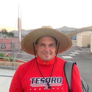 Asst. Coach Errol Cruz