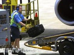 Airline Baggage handling