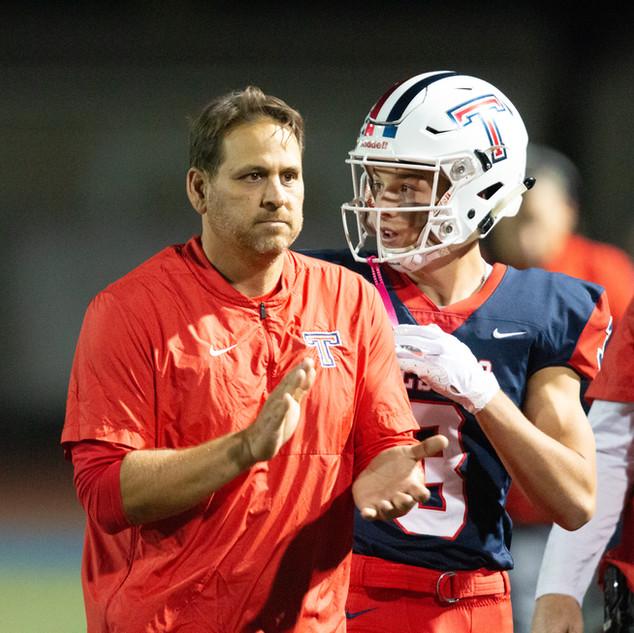 Asst. Coach Sy Smaker