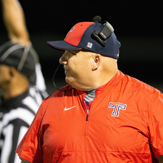 Coach Greg Munck