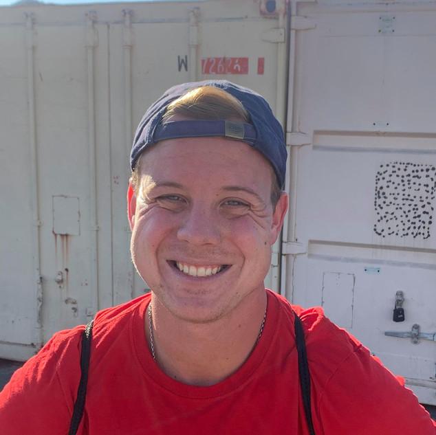 Asst. Coach Dylan Rozema
