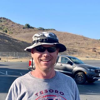 Asst. Coach Brett Koren