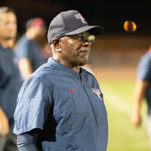 Asst. Coach Al Nichols