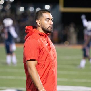 Coach Nate Tago