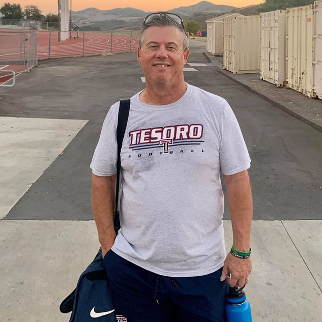 Asst. Coach Matt Frey