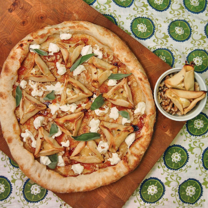 Purim Pizza