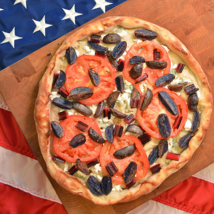 Independence Day Pizza