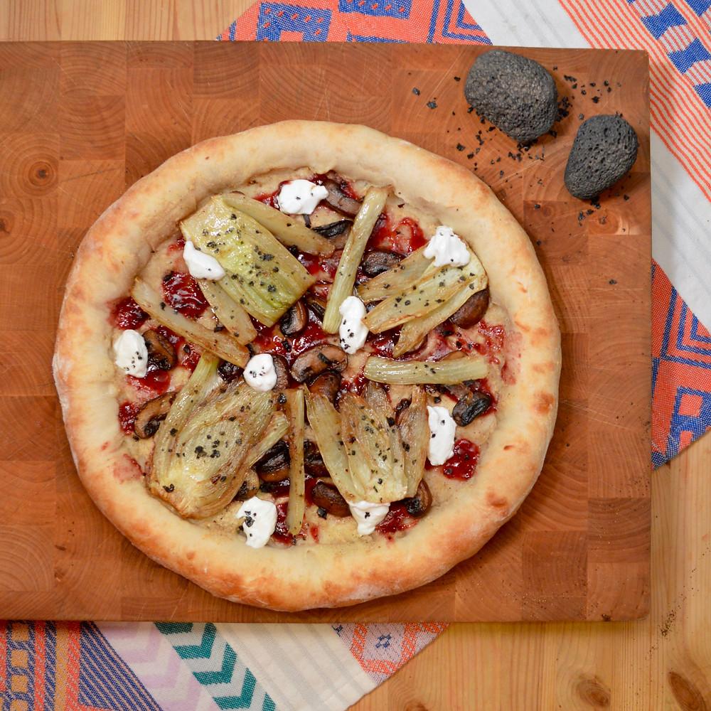Icelandic Pizza