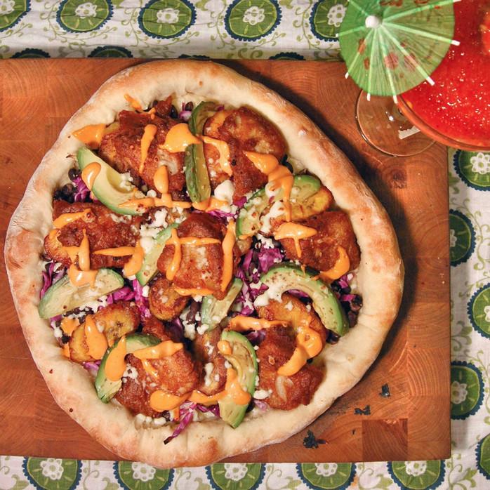 Cinco de Mayo Pizza