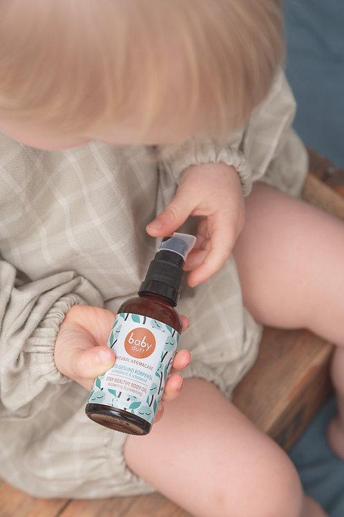 Babyduft bleib gesund Schutzöl bio - 50ml