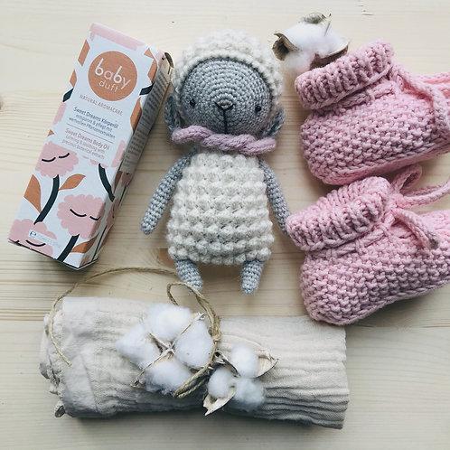 Babyduft Geschenkset Kuschelzeit