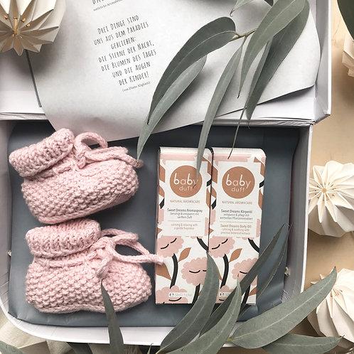 Babyduft Geschenkset cozy wintertime