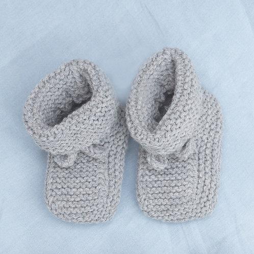 Babyduft handgestrickte Babybooties