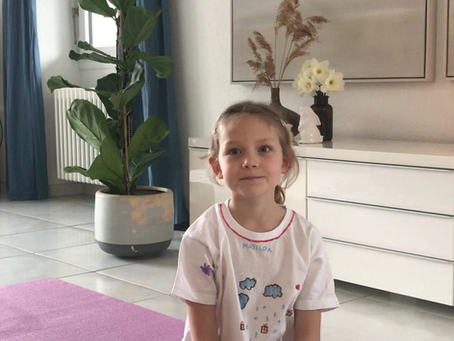 Yoga Video für Oma & Opa