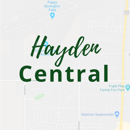 Hello Hayden: Central