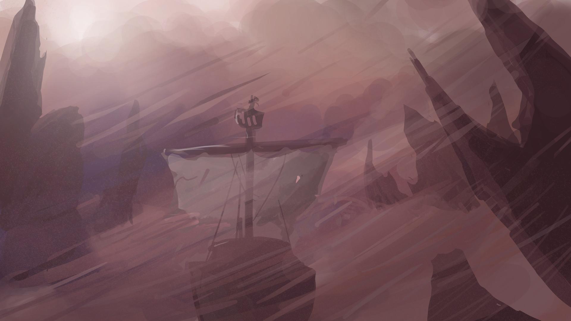 Braving the Sandstorm