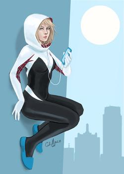Spider Gwen2