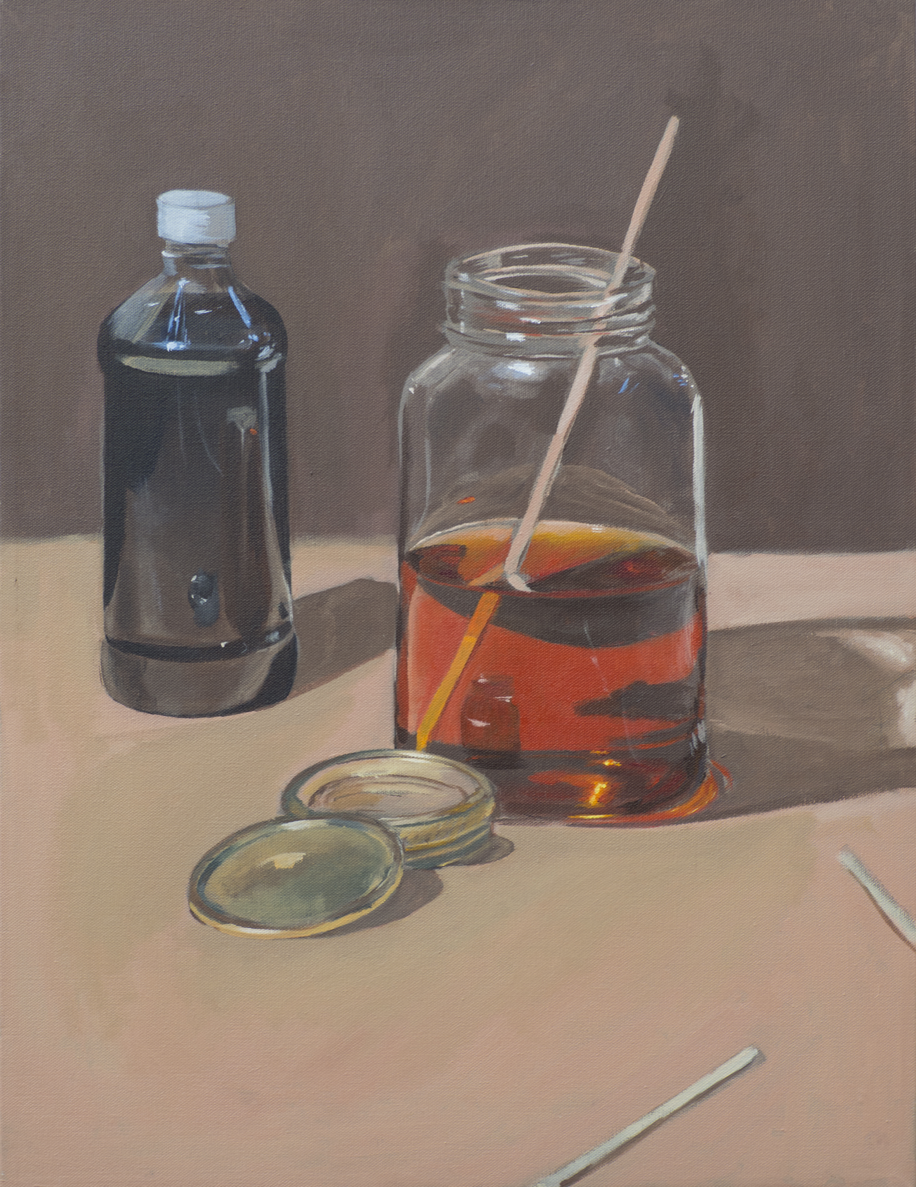 Glass and reflections study