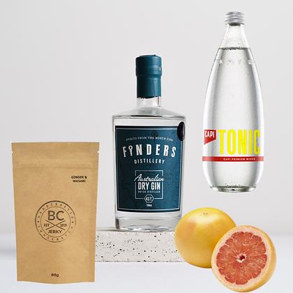 Gin & Jerky Bundle