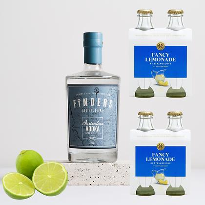 Vodka & Fancy Lemonade Bundle