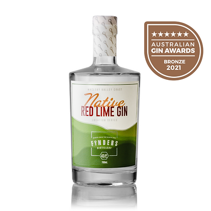 Native Red Lime Gin