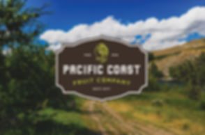 Pacific Coast Fruit Company logo