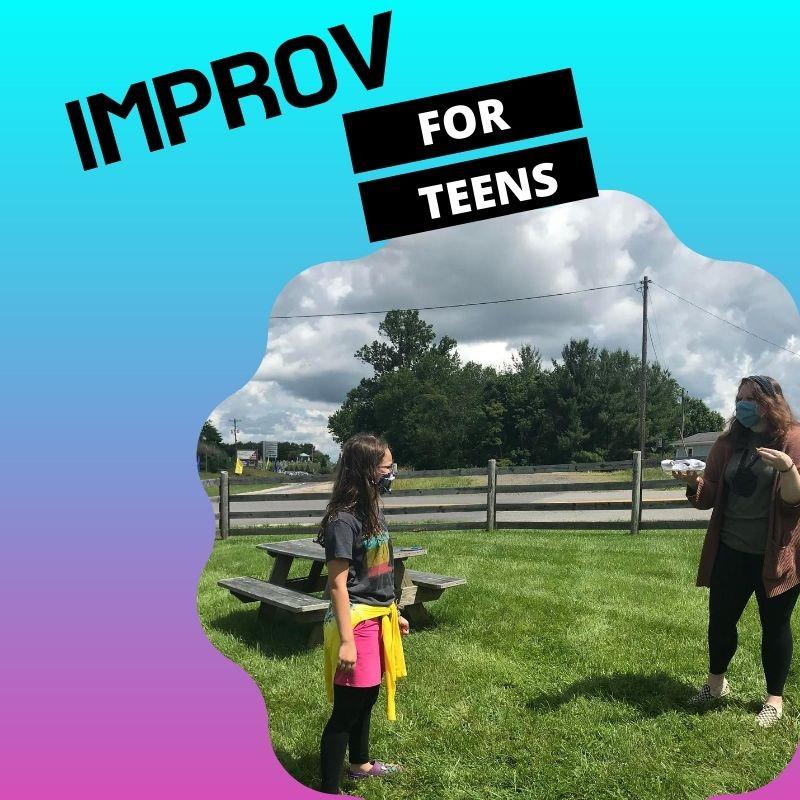 Improv For Teens!