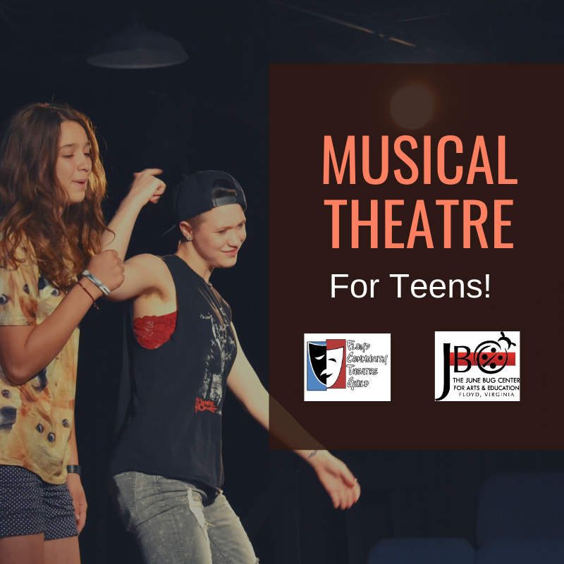 Musical Theatre for Teens!