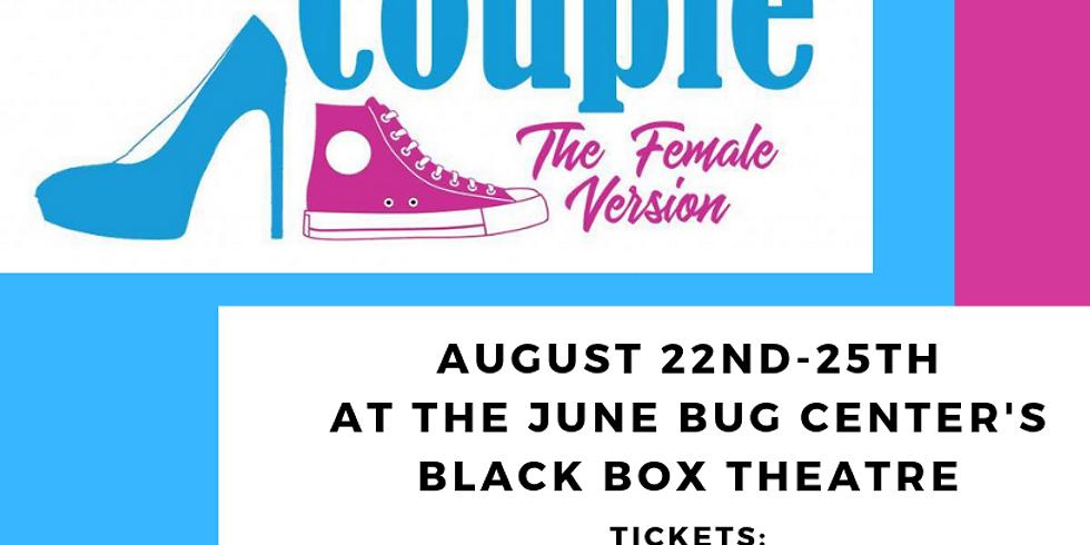 The Odd Couple: Female Version (1)