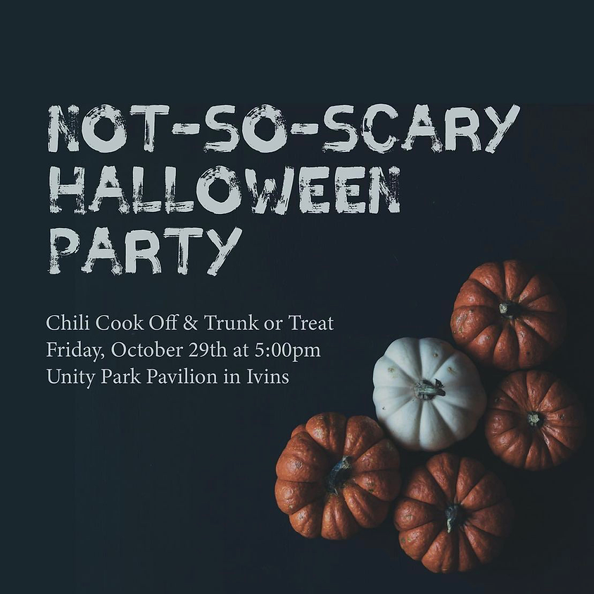 Not-So-Spooky Halloween Party