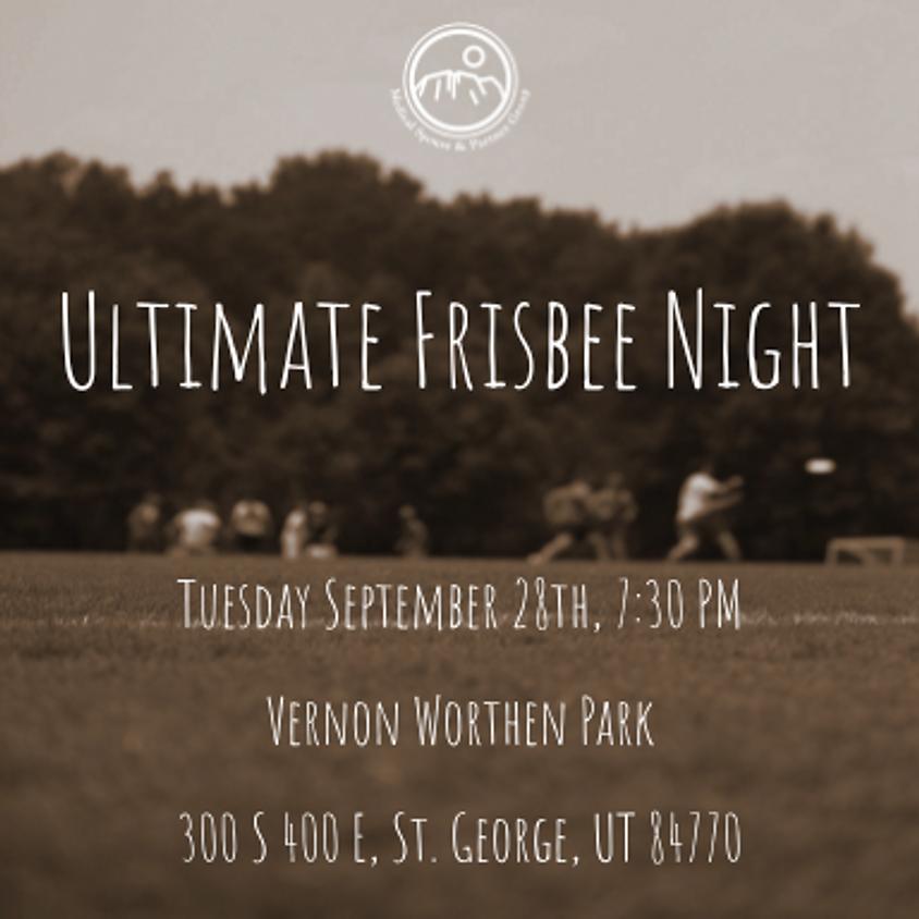 Ultimate Frisbee Night