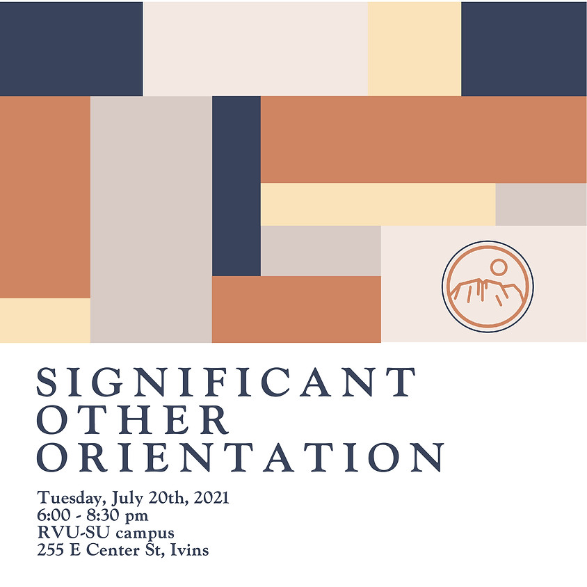 Significant Other Orientation