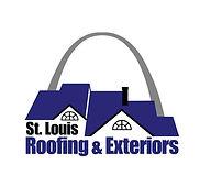 St Louis Roofing & Exteriors Logo